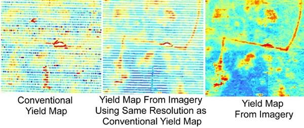 Calmar Yield Mapping System