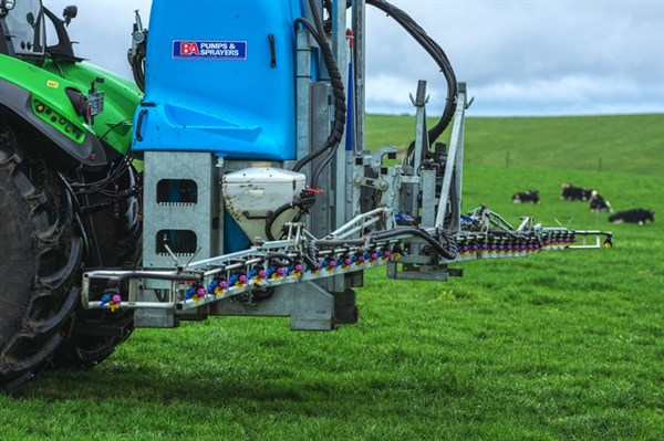 BA Pumps & Sprayers LK1900 Boom