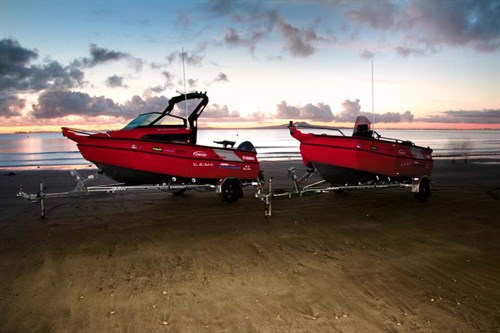 Stabicraft 1600 Carbon boats range