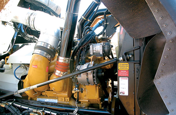 Caterpillar -ACERT-C-15-engine ,-review ,-ATN2