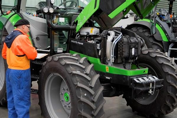 Quality 1 PFG Assembler Charlie Buttigieg Puts Every Tractor