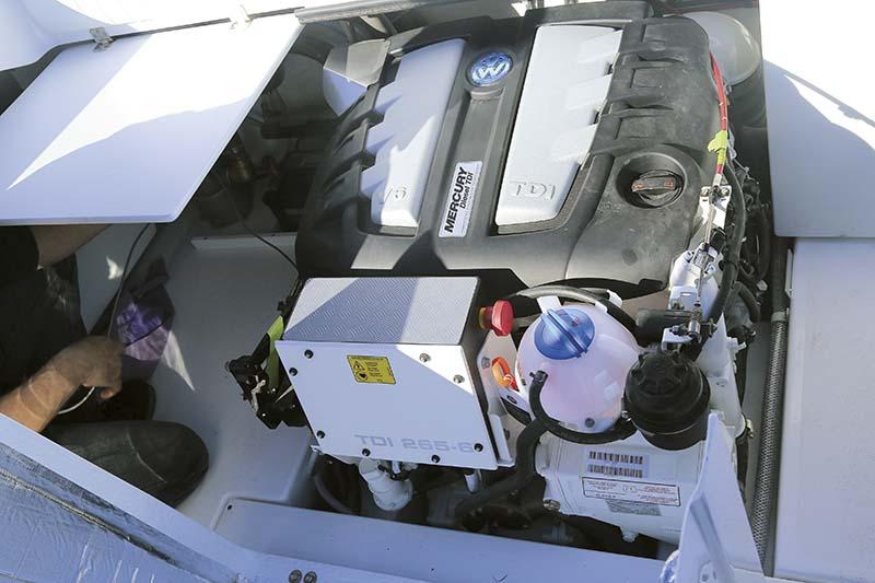 MerCruiser TDI 3 litre