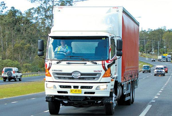 Hino -500,-2630,-truck ,-review ,-TT5