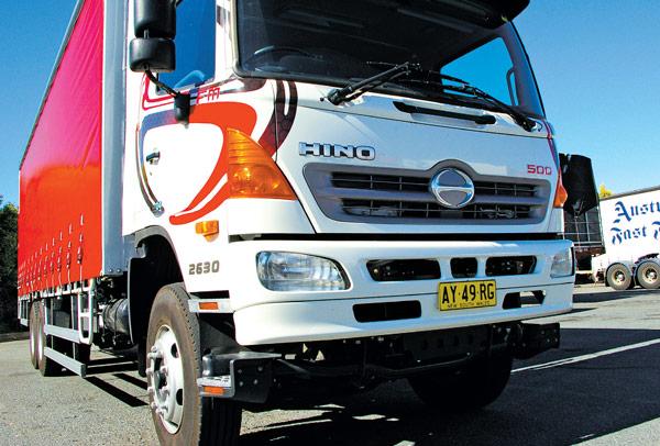 Hino -500,-2630,-truck ,-review ,-TT2
