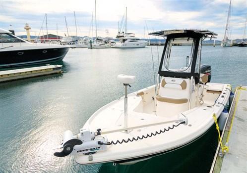 Key West Boats Bay Reef 210