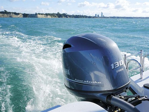 Yamaha 130 hp outboard