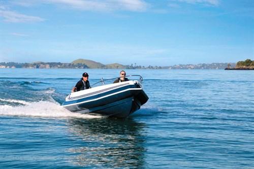 Mac 420 Highside boat