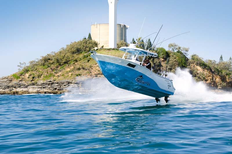 Seafox 286 Commander