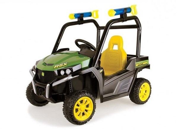 John Deere RSX Toy Gator