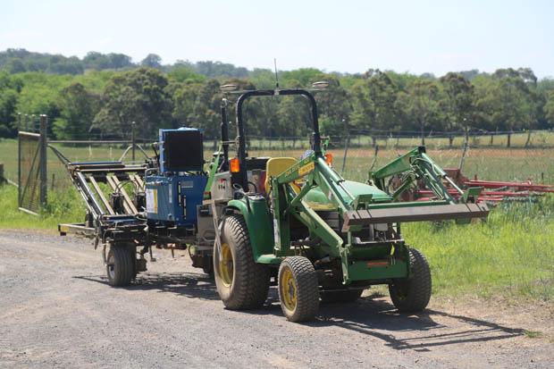 Autonomous Farming System