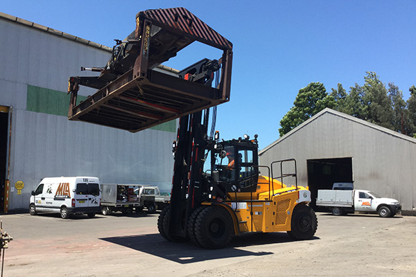Forklift -Review ,-Sany -SCP160C-6
