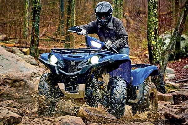 2016 Yamaha Grizzly 700 ATV-lead