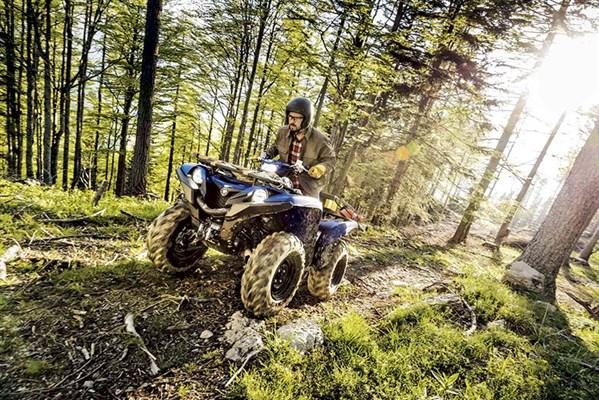 2016 Yamaha Grizzly 700 ATV_2