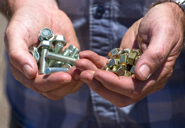 GSI Silos Nuts And Bolts