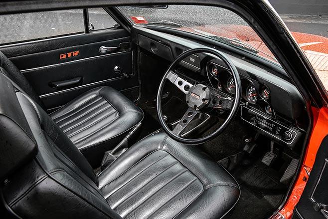 Holden -GTR-Torana -interior -658