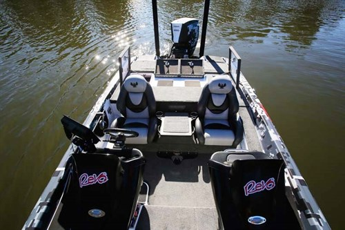 Layout of Phoenix 721 ProXP bass boat