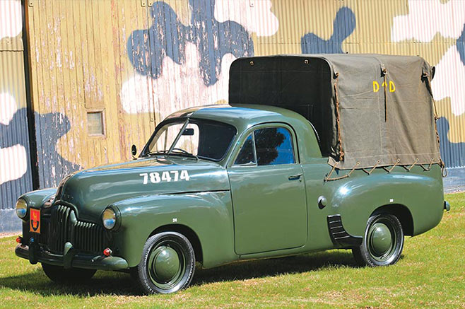 Army -FX-Holden -XP-Ford -130