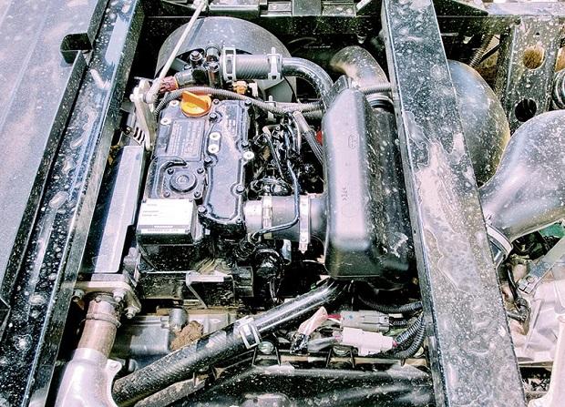 2016 Kawasaki -Mule -Pro -XD-UTV Engine