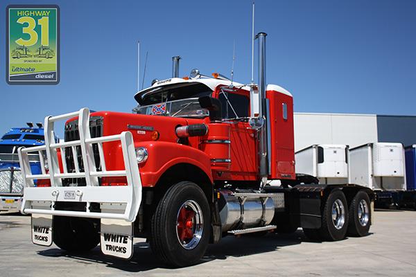 Trevor -Elwood ,-White -4000,-Detroit ,-Western -Star ,-Owner -Driver7