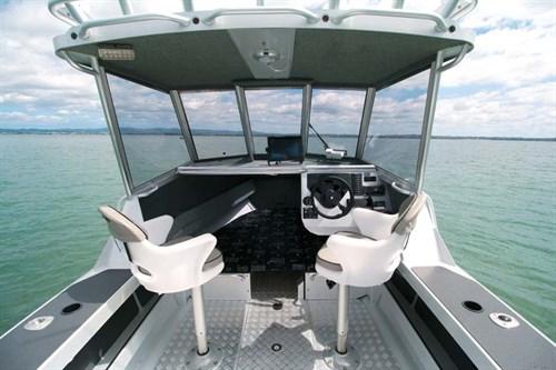 Surtees 610 Gamefisher cockpit