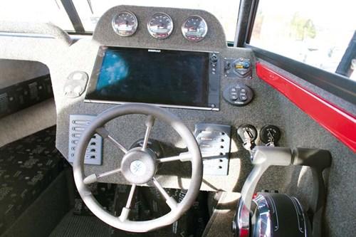 McLay Premier Hardtop 801 interior