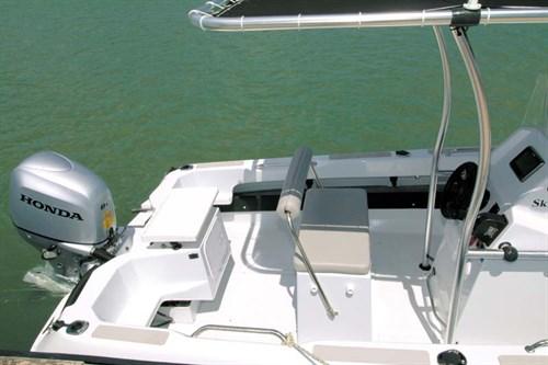 Seaforce 530 Skipa layout