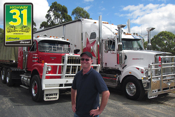 Highway 31,-White ,-Western -Star ,-Trucks ,-Owner Driver ,-Matt -Wood1
