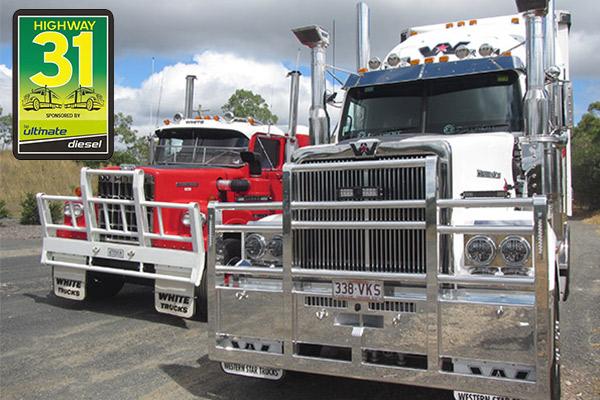 Highway 31,-White ,-Western -Star ,-Trucks ,-Owner Driver ,-Matt -Wood3
