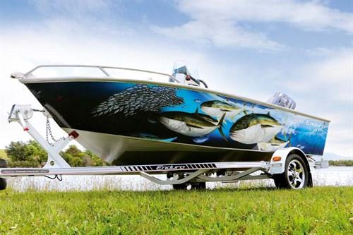Enduro Boats 4100