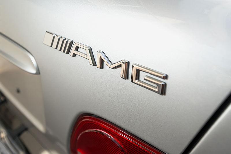 Mercedes -Benz -E36-AMG-badge