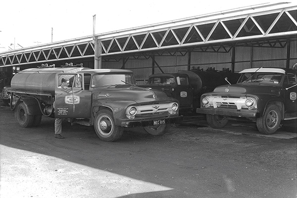 Kenworth -Legends -Lunch ,-Peter -Wickham ,-Phil -Russell ,-Owner Driver6