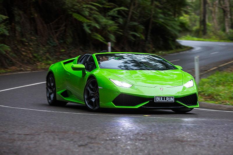 Lamborghini -Huracan -onroad