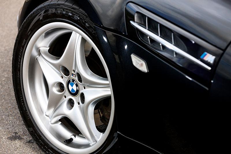 Bmw -z 3-m -coupe -wheel