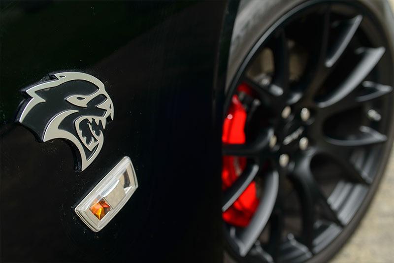 Dodge -hellcat -wheel