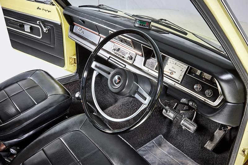 Chrysler -valiant -pacer -interior