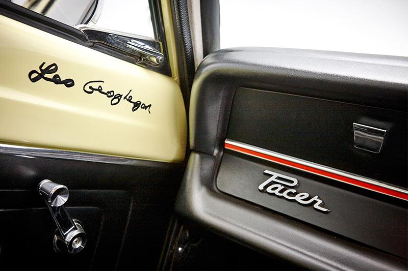 Chrysler -valiant -pacer -interior -front