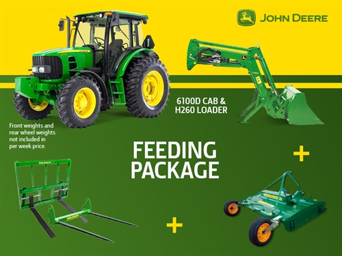 John -Deere -Feeding
