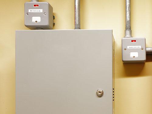 Locked power board