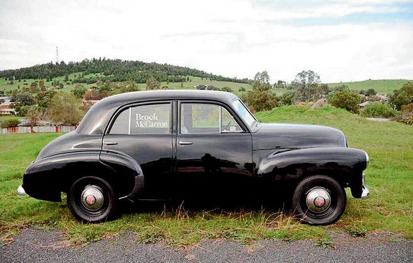 Holden -fx