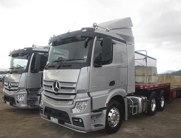 Mercedes -Benz -Actros ,-Review ,-NT,-Daimler ,-Steve -Brooks ,-Owner Driver6