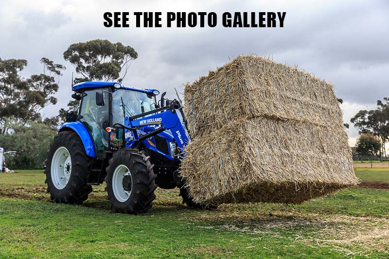 New Holland TD 590 tractor photo gallery
