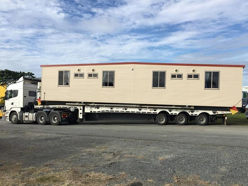 transportable building