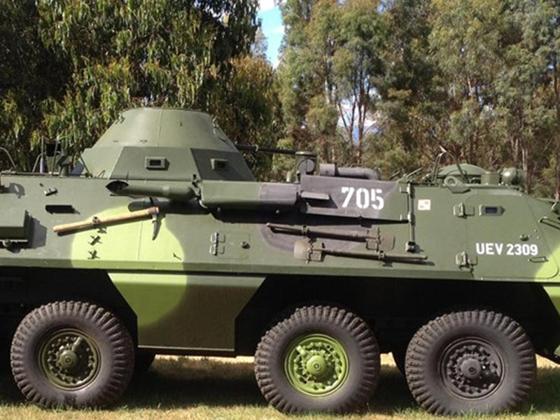 tatra armoured personnel carrier