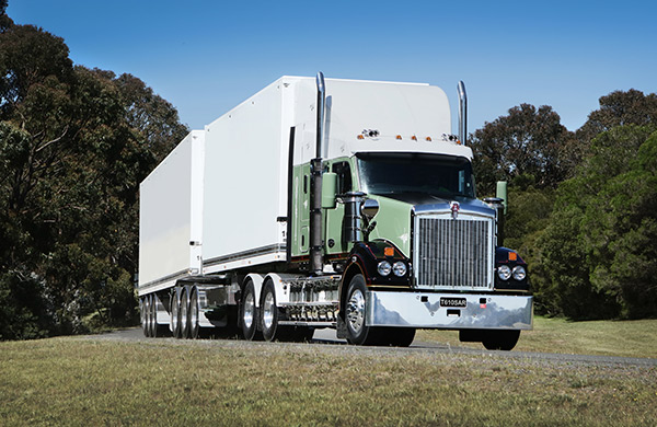 Kenworth ,-T610,-Launch ,-Paccar ,-May ,-Owner Driver6