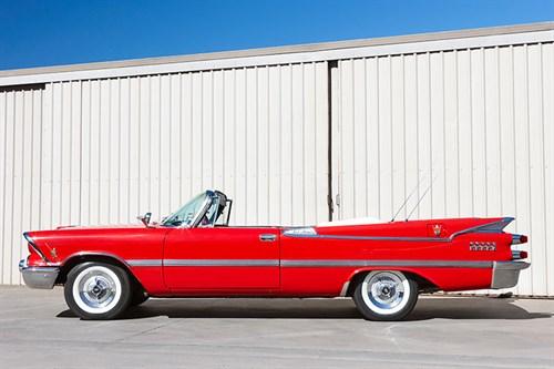 Dodge -custom -royal -side -view