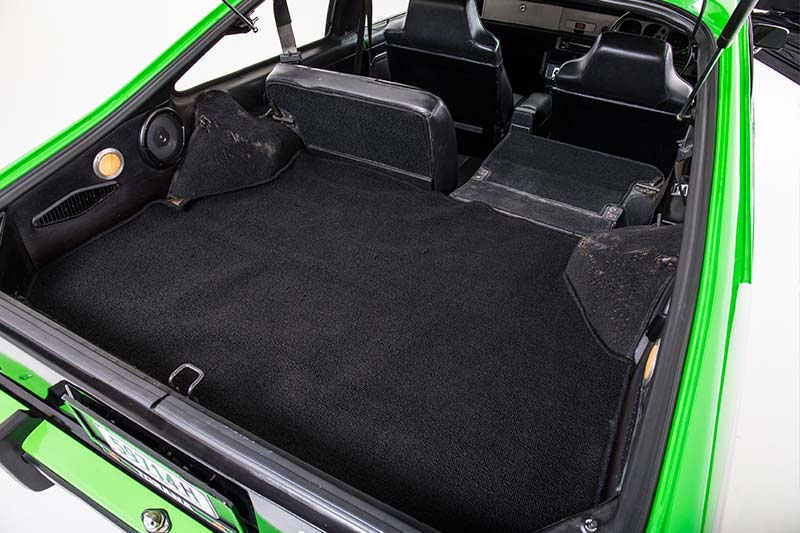 Torana -hatch -interior -rear