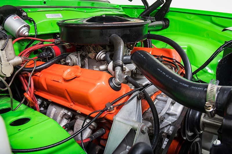 Torana -hatch -engine