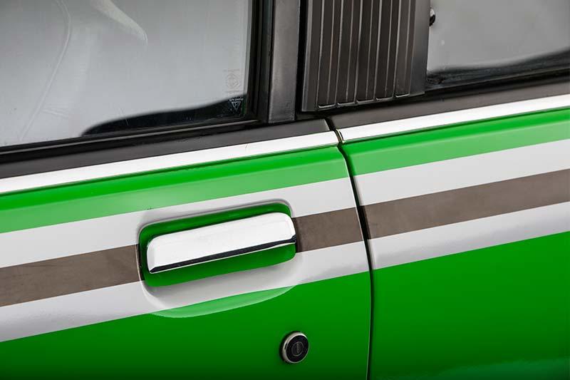 Torana -hatch -doorhandle