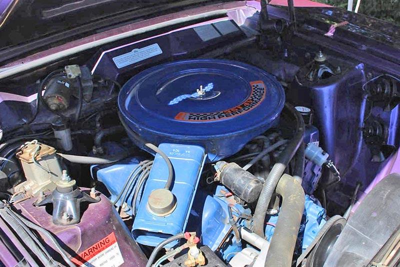 Ford -falcon -xa -gt -rp 083-engine
