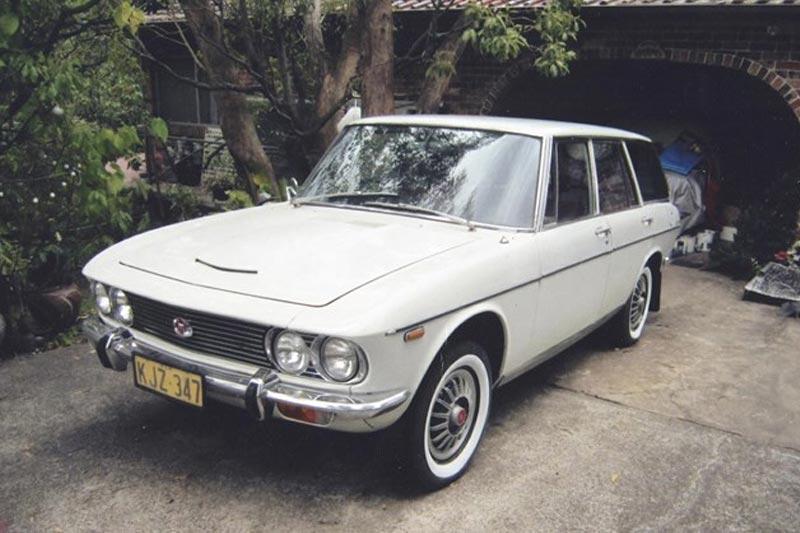 Mazda -1800-wagon -front